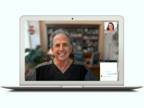 Teledentistry and virtual consulting